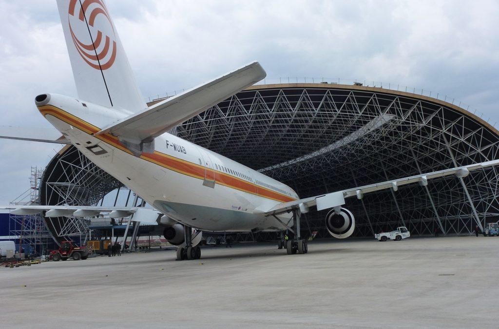 Mise en place de l'A300