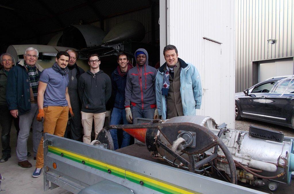Prêt de matériel et partenariat avec l'Académie de Montpellier