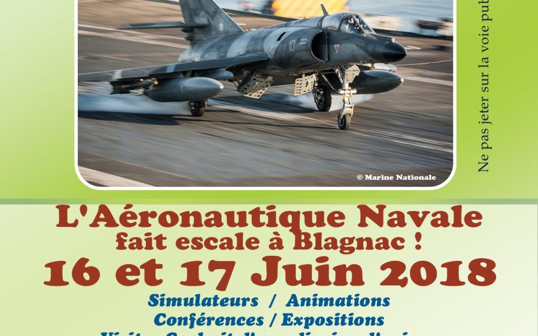 L'aéronautique navale fait escale à Blagnac