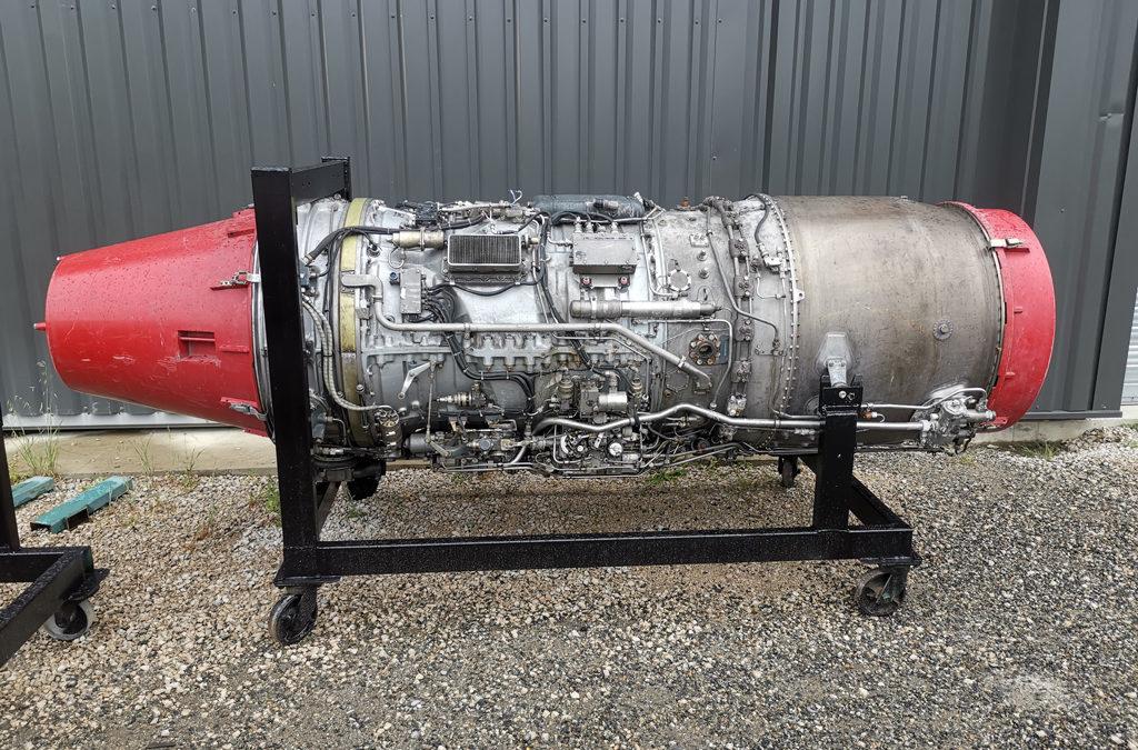 De nouveaux bâtis pour les moteurs du Mirage IV