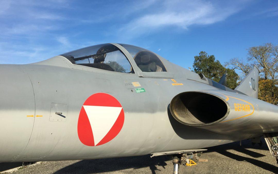 De nouveaux stickers pour le Saab Draken !!