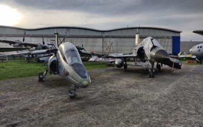 L'Alpha Jet retrouve ses ailes !